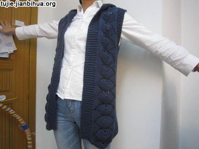 十三花毛衣编织方法教程