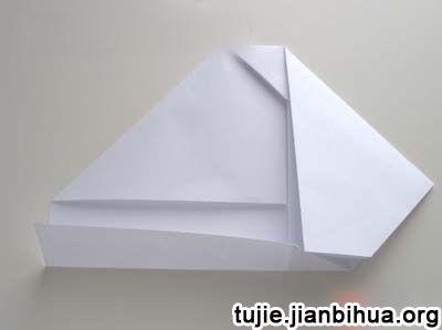 信封信纸叠法教程图解