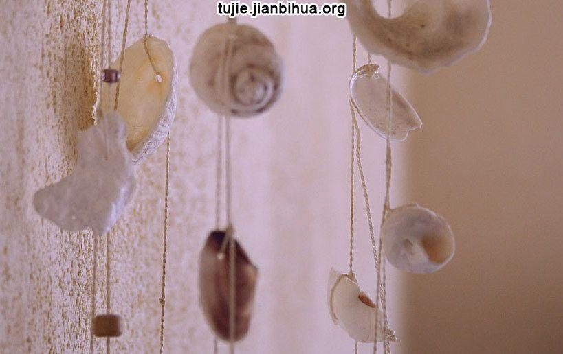 贝壳风铃制作方法图解