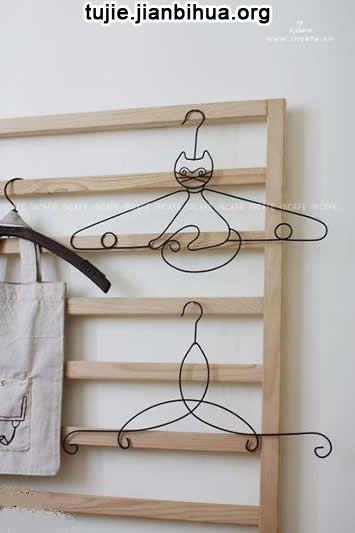 软铁丝制作的小工艺品_铁丝工艺品创意欣赏