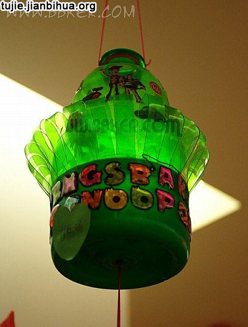 水瓶一_纸灯笼的做法教程图解(第3页)