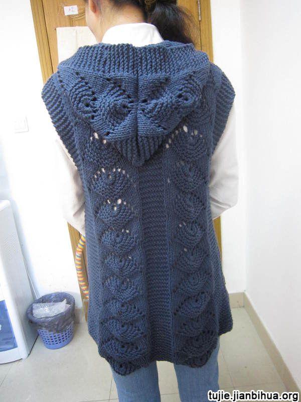 毛衣编织方法