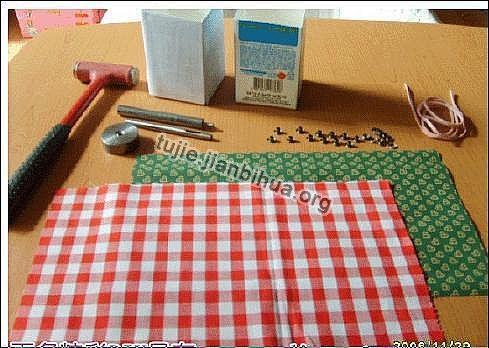 牛奶盒改造礼品盒的做法图解