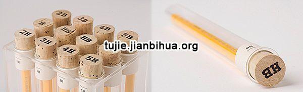 铅笔包装设计图片欣赏