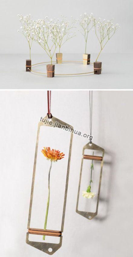 干花标本的创意展示(第2页)图片
