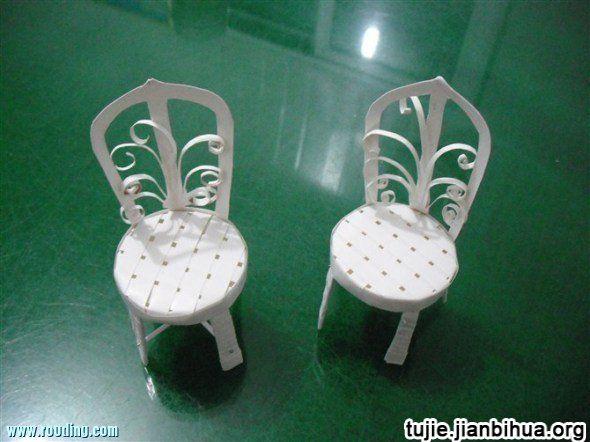 一次性纸杯制作凳子方法图解