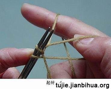 帽子编织制作步骤图解