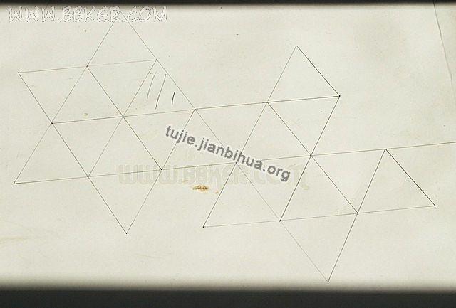 纸灯笼的做法教程图解 第2页